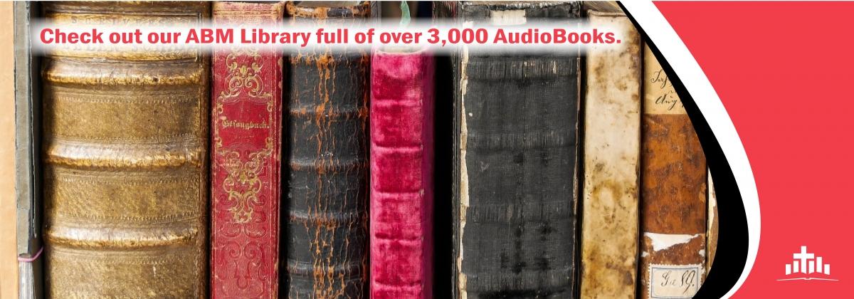 Audiobook Ministries : Powered by WinnComm, LLC